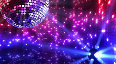 Disco party lights for hire and effects