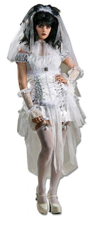 White Gothic Female