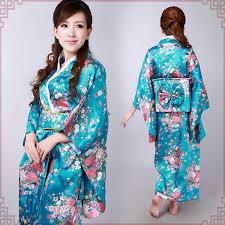 Kimono blue