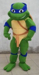 Teenage,Mutant,Ninja,Turtle,mascot