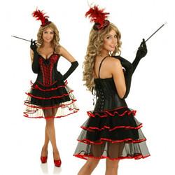 Burlesque red 2