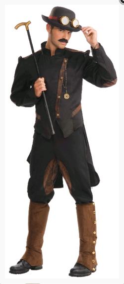 Steampunk Gentleman