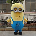 despicable,me,minion,mascot