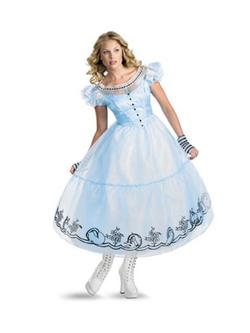 Deluxe Alice In Wonderland