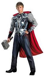 thor,super,hero,mascot