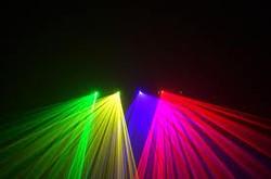 4 Laser Light Show