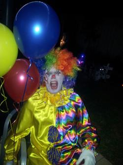 Steve clown