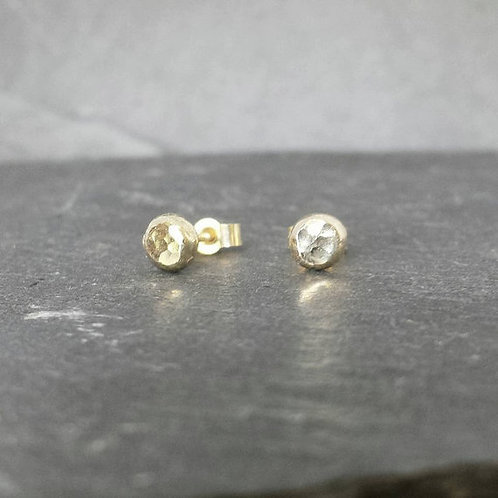 Little Pebbles - solid nugget studs
