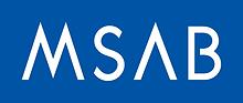 PNG_MSAB logo White_BlueRectangle CMYK.p