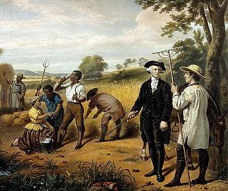 George_Washington_at_Mount_Vernon,_Juniu