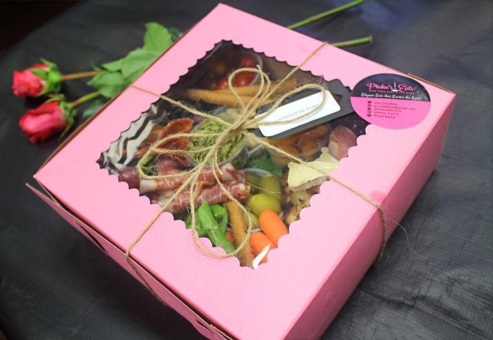 Charcuterie Board Gourmet Box