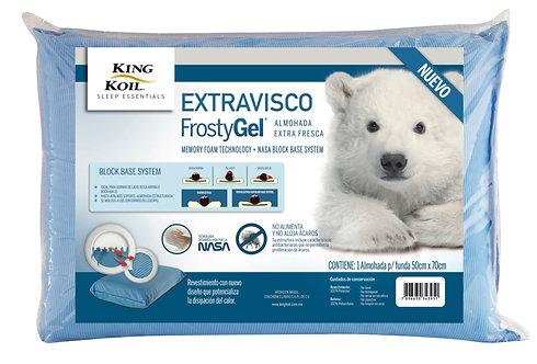 ALMOHADA FROSTY GEL