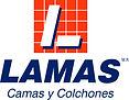 L LAMAS VERTICAL SLOGAN CAMAS Y COLCHONE