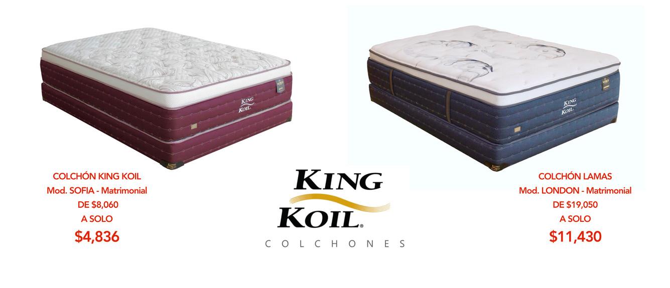 OL HONES KING KOIL MÉXICO