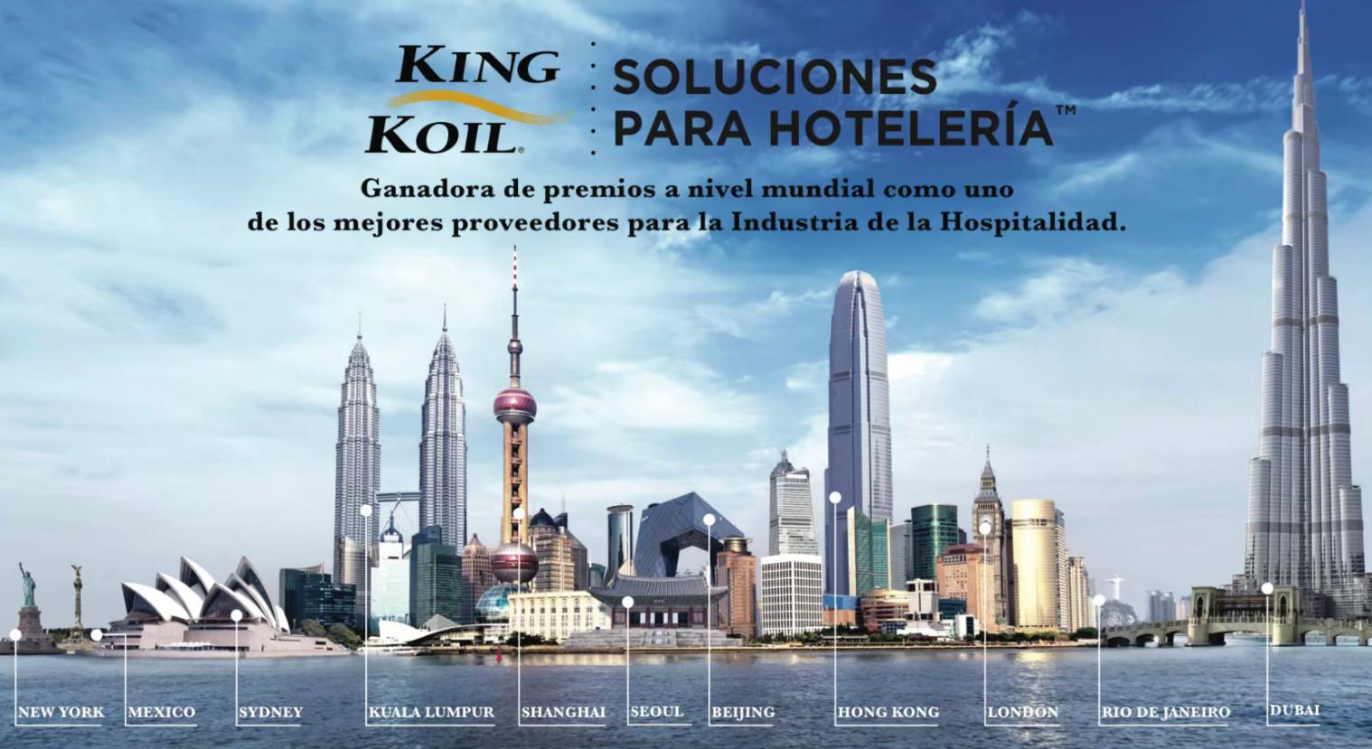 KING KOIL HOTELERIA