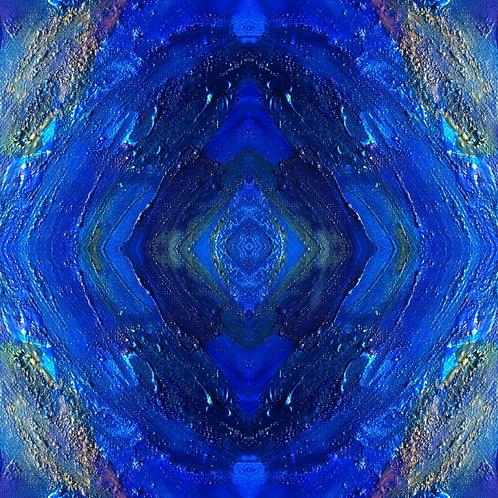 Goddess Chakra Print: Third Eye