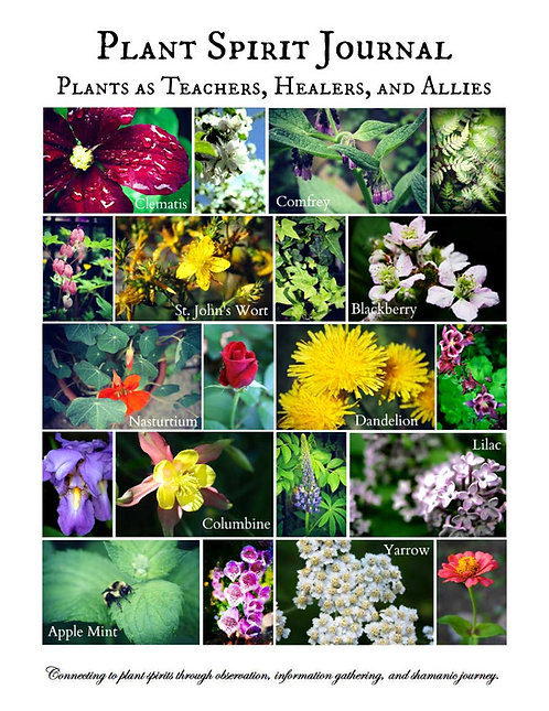 Plant Spirit Journal: Download
