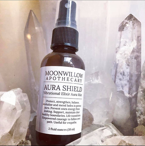Aura Shield Vibrational Essence Aura Mists