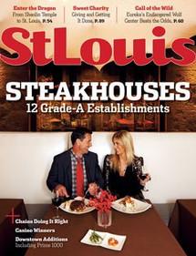St. Louis Magazine December 2010