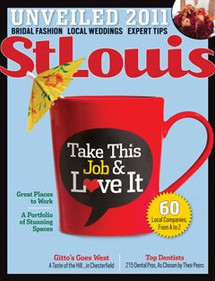 St. Louis Magazine January 2011