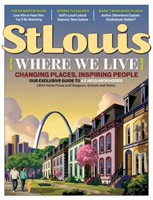 St. Louis Magazine April 2011