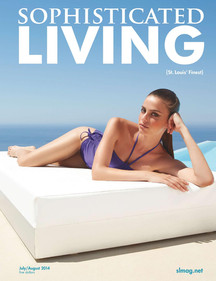 Sophisticated Living July/August 2014