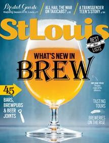 St. Louis Magazine June 2014