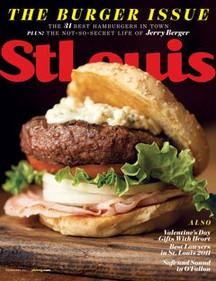 St. Louis Magazine February 2011.