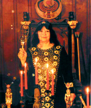 Priestess of Isis/ Part 2 of My Story