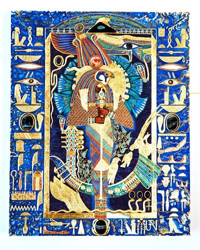 Ptah-Sokar-Ausir Lord of the Secret Shrine