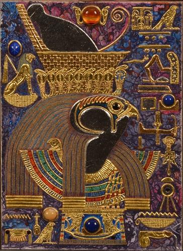 Akem-Shield of Heru-Who Unites the Two Lands