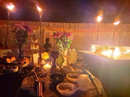 Lunar Wep Ronpet/ New Fire Ritual