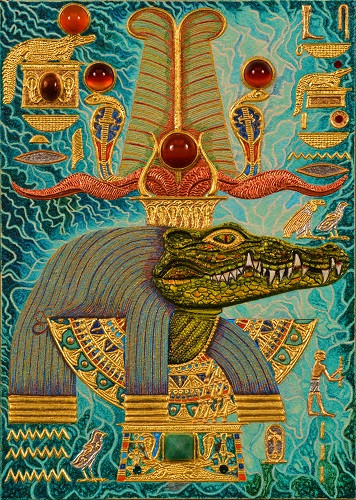 Akem-Shield of Sobek-Ra Lord of Terror