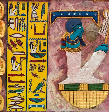 Homage to Ptah
