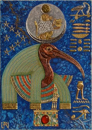 Akem-Shield of Djehuty & the Souls of Khemennu