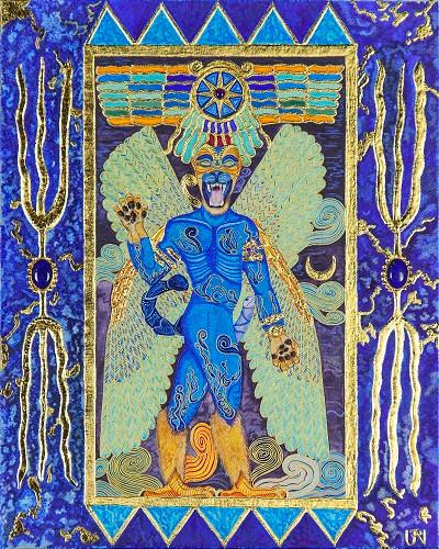 Pazuzu the Divine Exorcist