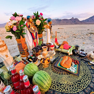 Pilgrimage Is An Offering