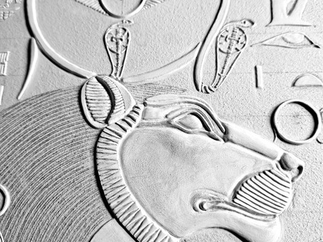 What I Deserve: The Completed Sekhmet Reliefs