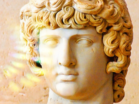 Visions of Antinous/ Part 5 of My Story