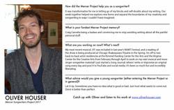 Oliver Houser - Mercer Alumni Survey 201