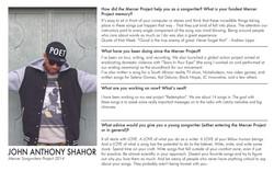 John Anthony Shahor