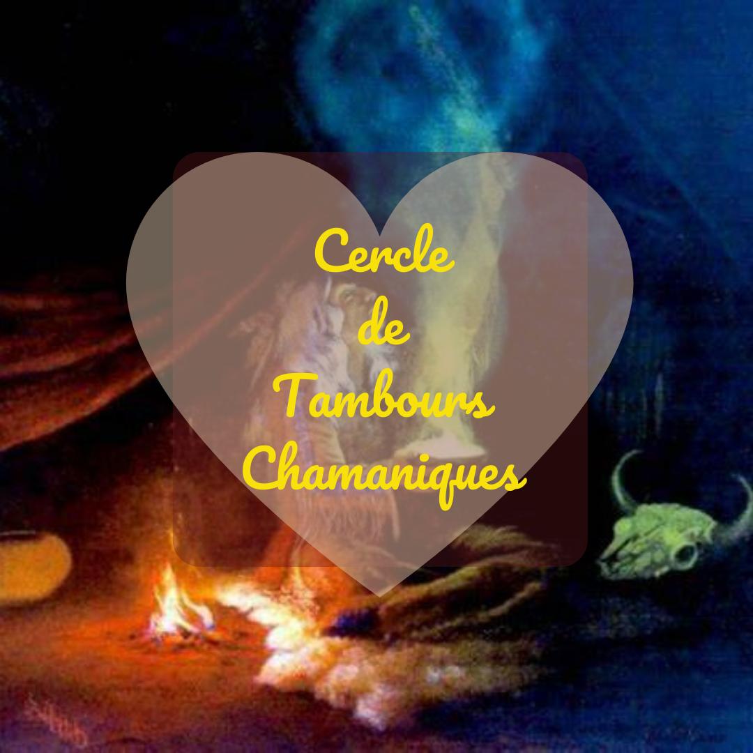 Cercle de Tambours Chamaniques (2)