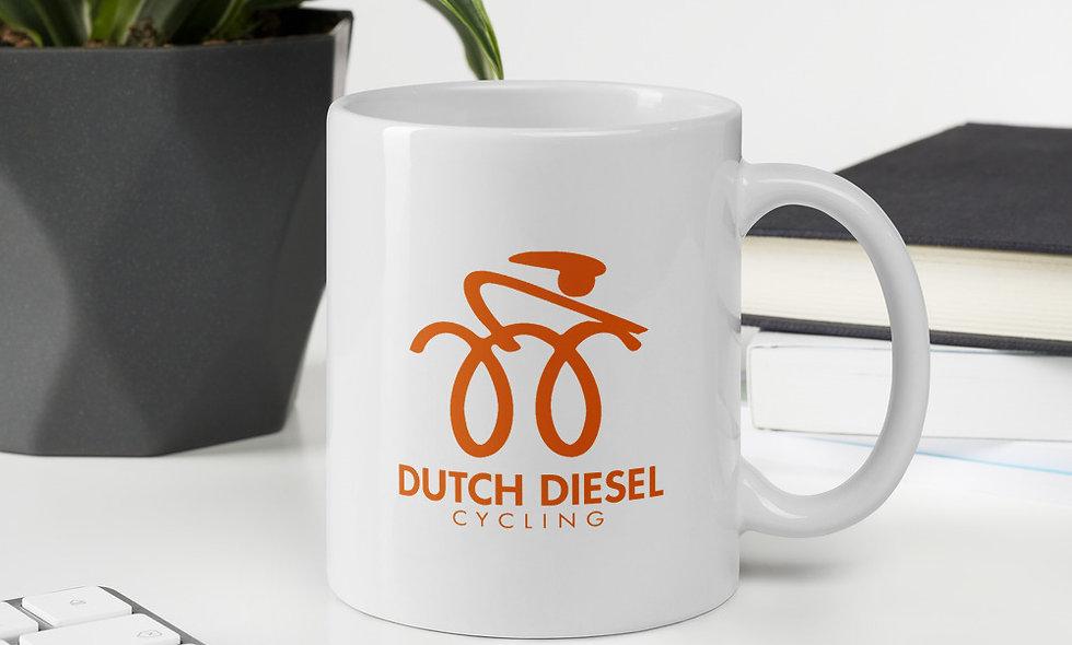 Dutch Diesel Cycling Drivk! Mug