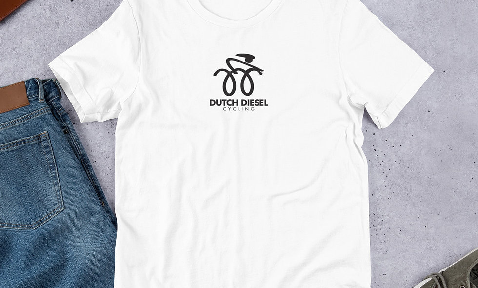 Dutch Diesel Cycling T-Shirt Original