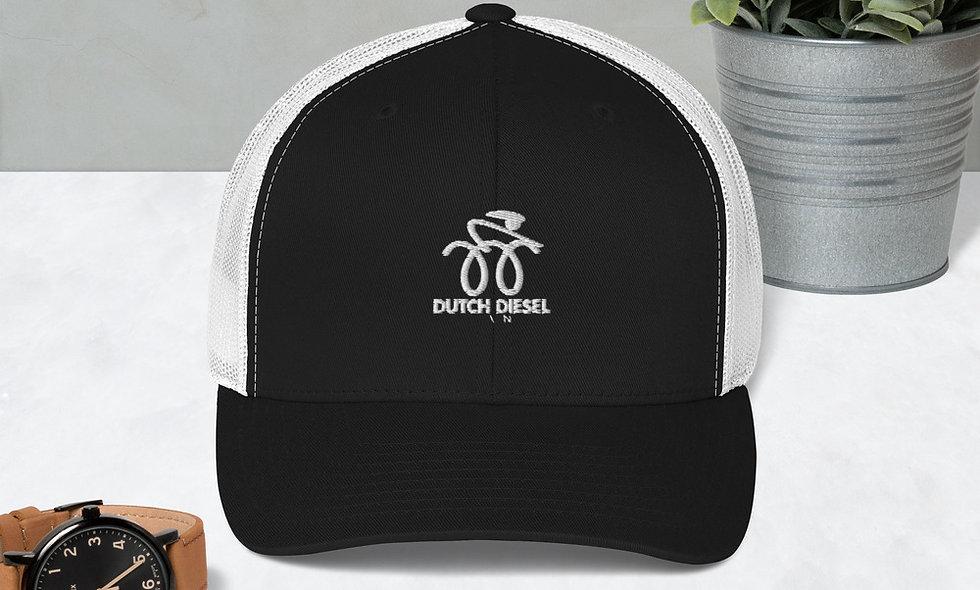 Dutch Diesel Cycling Retro Trucker Hat
