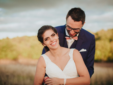 Le mariage d'Emeline & Nicolas