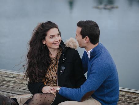 Séance engagement Hélène & Jean