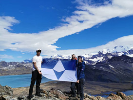 True South Flies on All 7 Continents in Celebration of Antarctica Day
