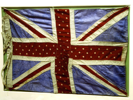 Historic Flag Friday: South Magnetic Pole Flag