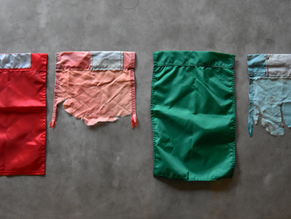Antarctic Marker Flags